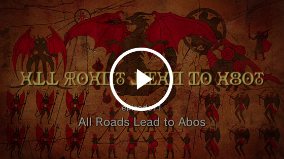 #11 All Roads Lead to Abos